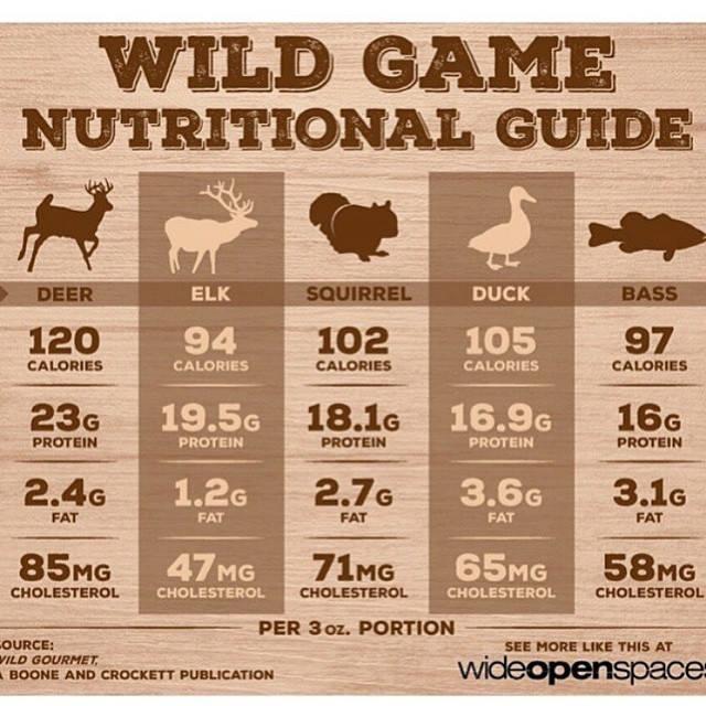 Wildgame Chart